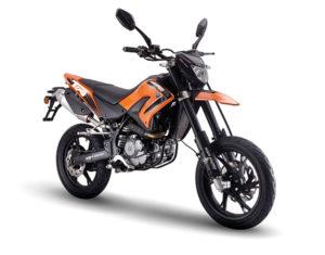 TW125-Oranje