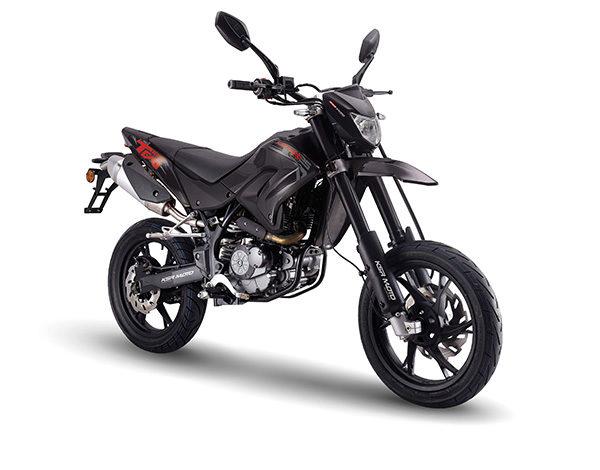 TW125-Zwart