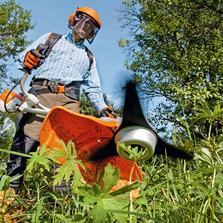Stihl FS 260 C-E Feature