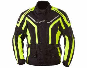 GC Bikewear One Way Fluo Zwart
