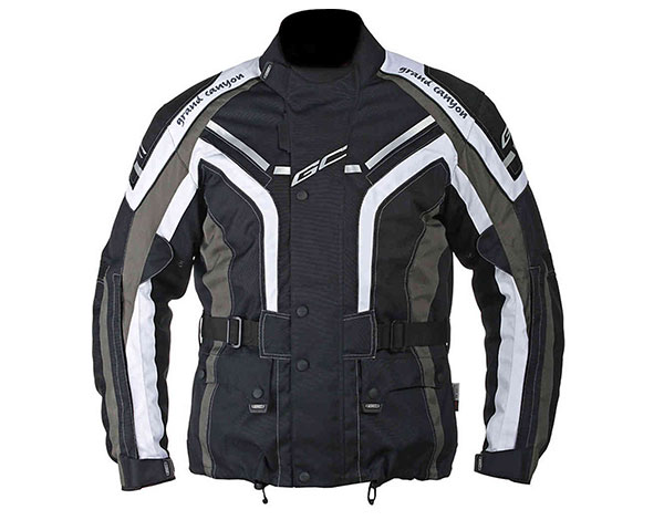 GC Bikewear One Way Grijs Zwart